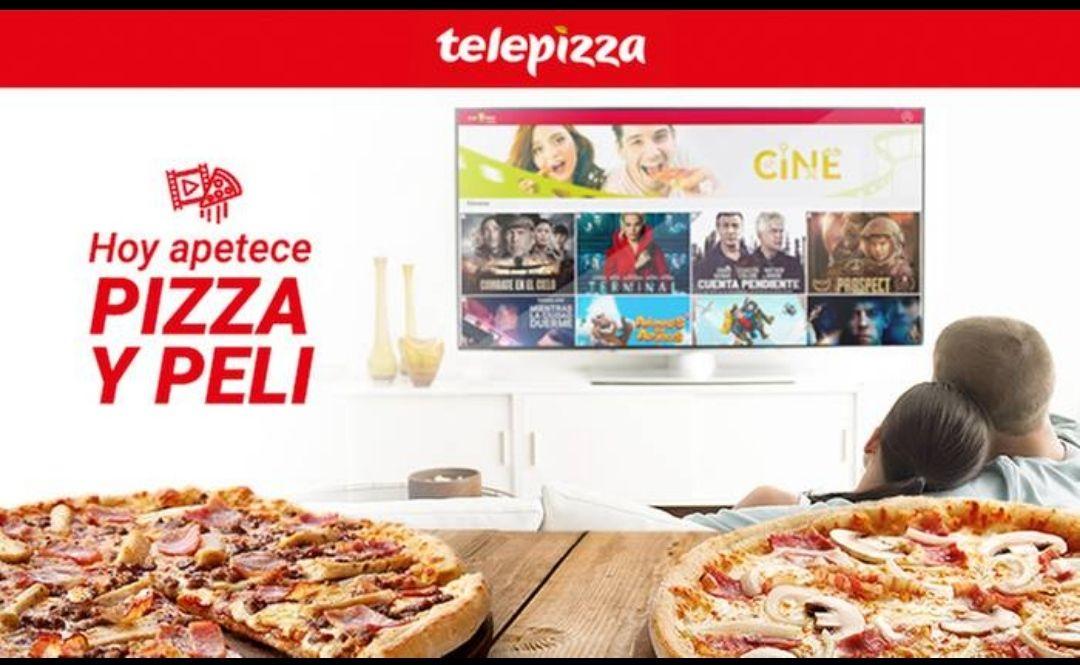 Telepizza + Peli