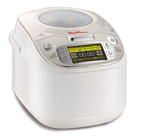 Moulinex MK812121 Maxichef Advance Robot de cocina con 45 programas de cocción