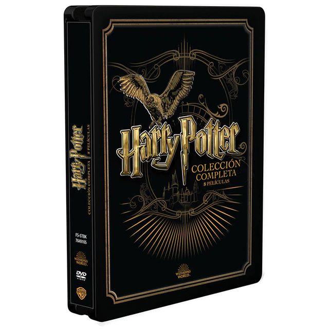 Pack Harry Potter dvd o blu ray en la descripcion