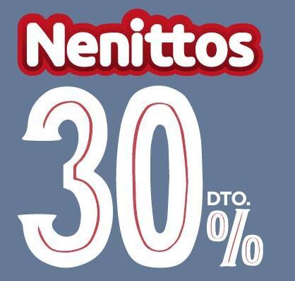 30% descuento en Nenittos