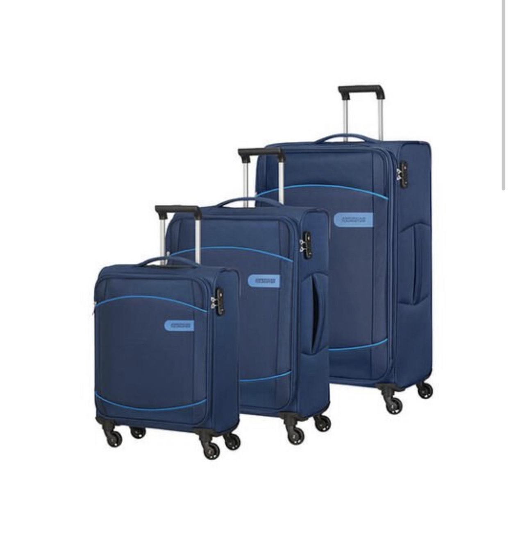 Juego maletas American Tourister ( segunda marca Samsonite)