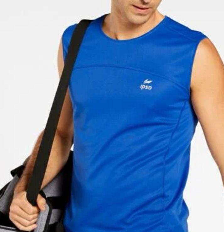 Camiseta Running Ipso Basic, hombre y mujer x 3.99€ (Recogida gratis en tienda)