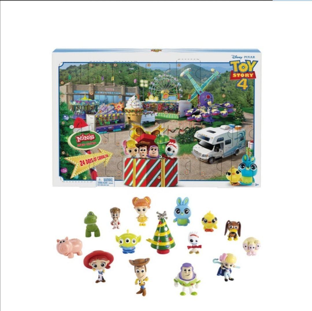 Disney Toy Story Calendario de adviento