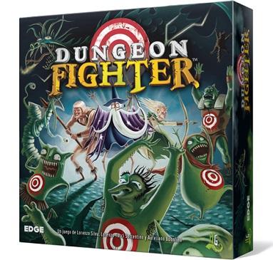 Juego de Mesa Dungeon Fighter en Generación X
