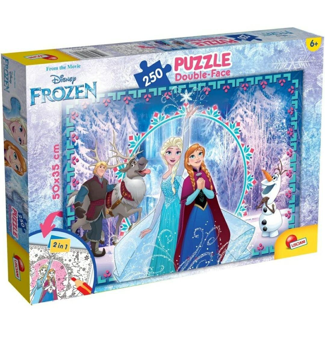 Liscianigiochi-Disney: Frozen 52981, Multicolor, 250