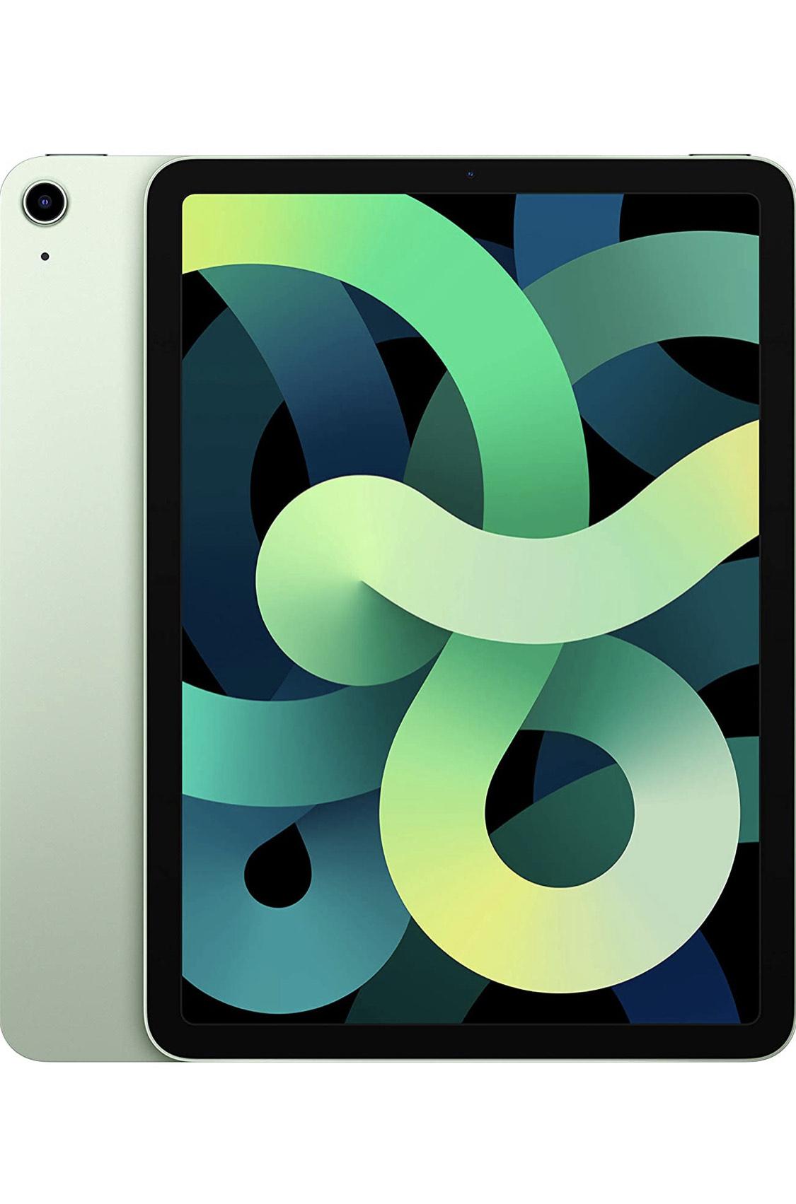 Apple iPad Air (de 10.9 pulgadas, con Wi-Fi y 64 GB) - de en azul y gris (Ultimo Modelo, 4.ª generación)