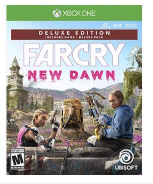 Far Cry New Dawn Deluxe Edition Xbox One Código digital GLOBAL