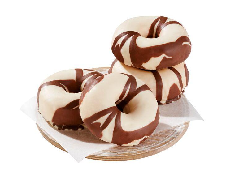 4 Donuts Zebra por sólo 1€! Desde el día 28 en tienda