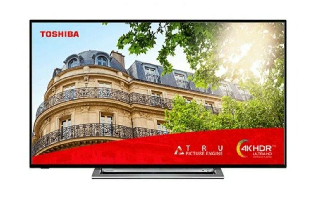 "Toshiba 58UL3B63DG 58"" LED UltraHD 4K HDR"
