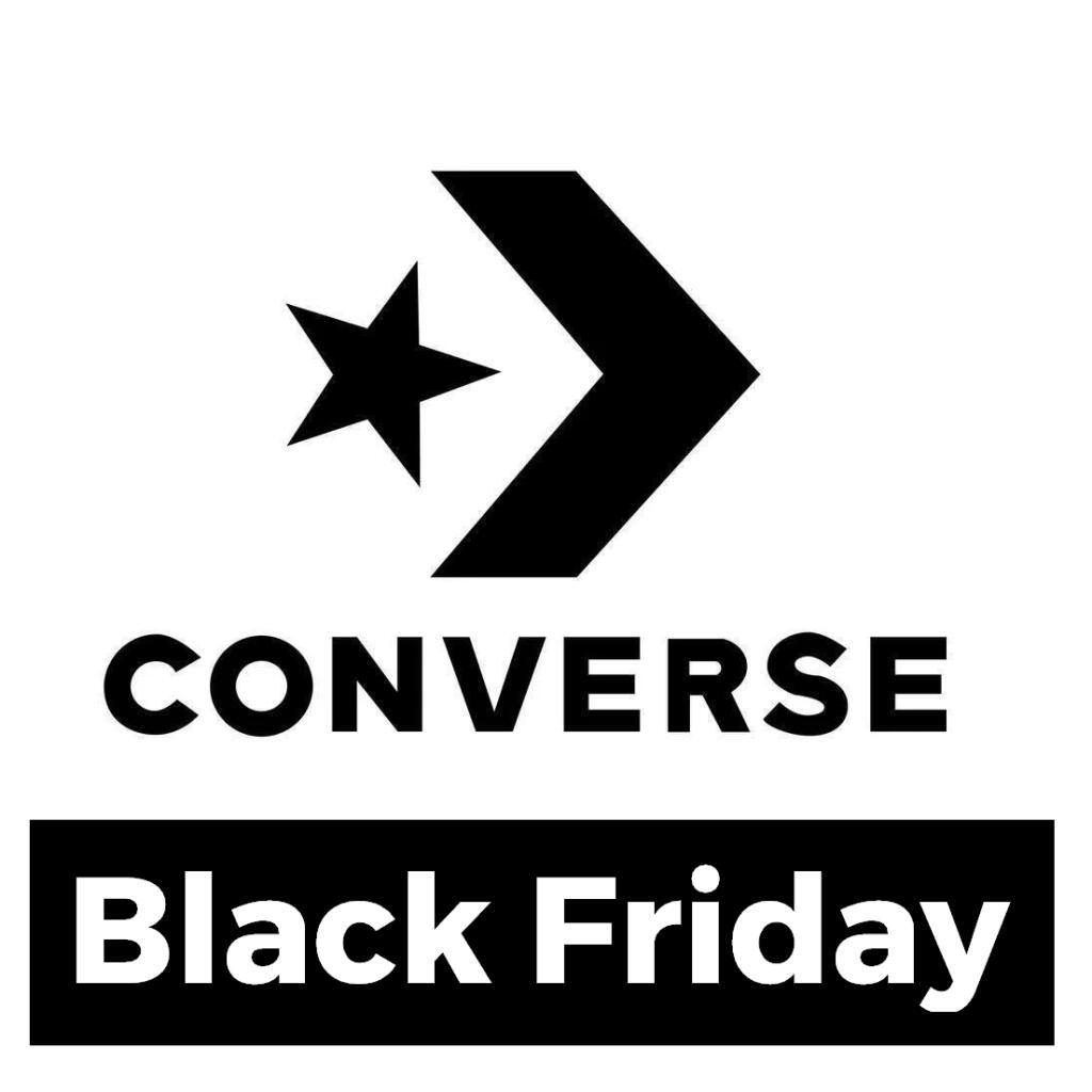Black Friday - 35% de descuento en Converse clásicas