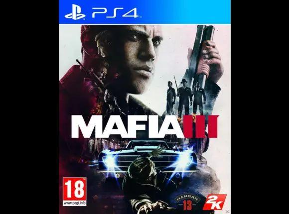 PS4 Mafia III por 10.90€