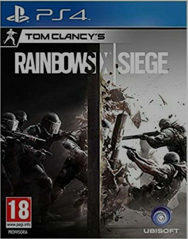 Ubisoft Tom Clancy's Rainbow Six Siege, PS4 - Juego