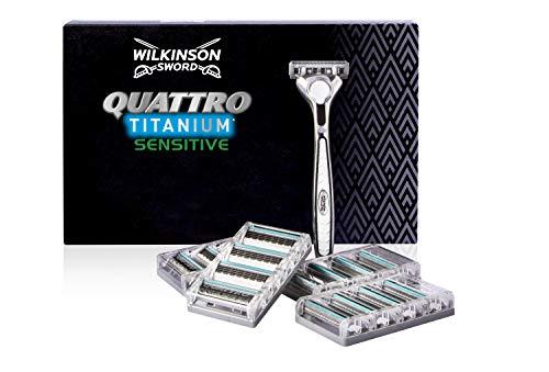 Wilkinson Quattro + 17 recambios.
