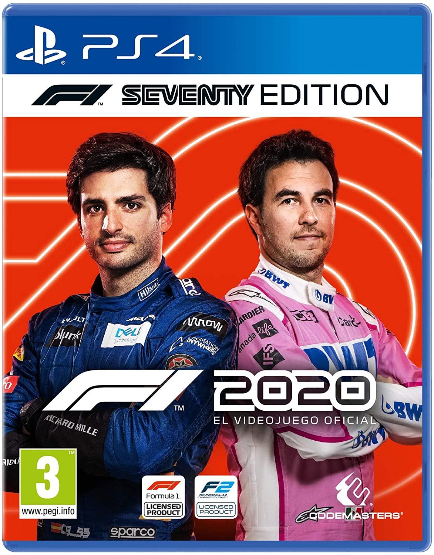 Juego PS4 F1 2020 Seventy Edition PS4 (Worten - EN TIENDA)
