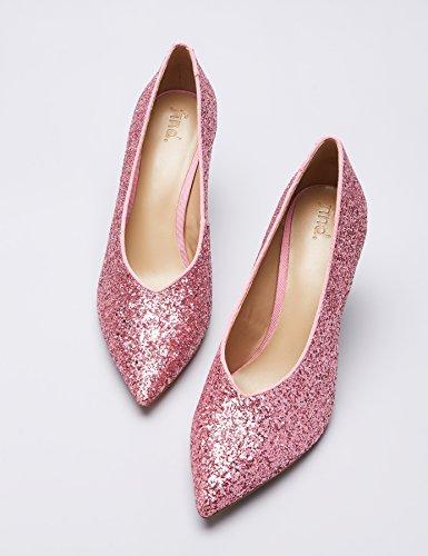 Find. Mujer Zapatos de tacón con punta cerrada (talla 36/36'5)