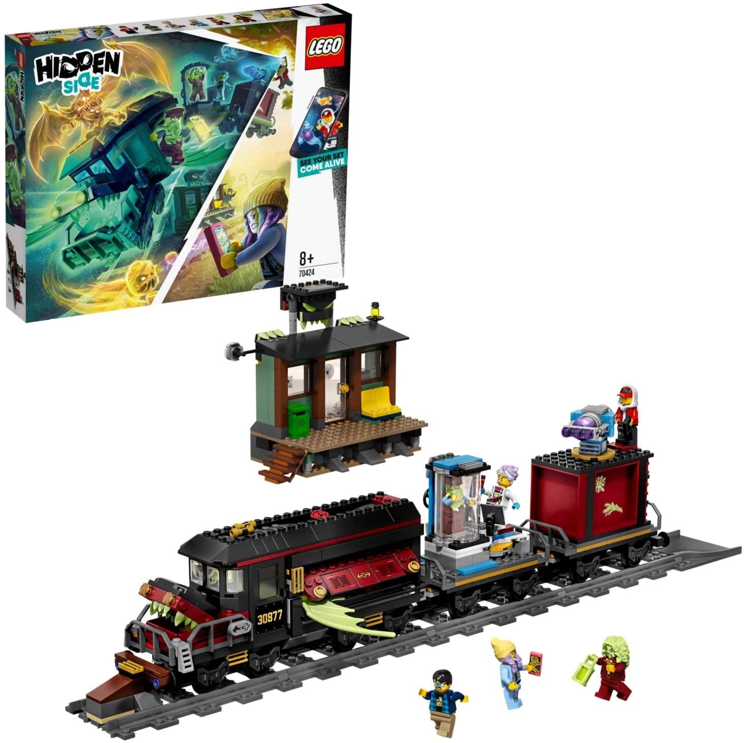 Expreso Fantasma Lego Hidden Side 45€