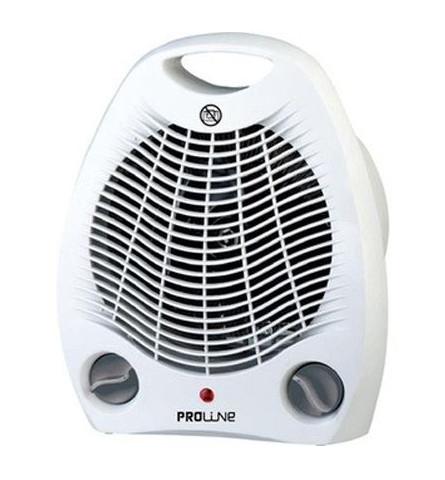 Calefactor Proline PF20 Blanco 2000W