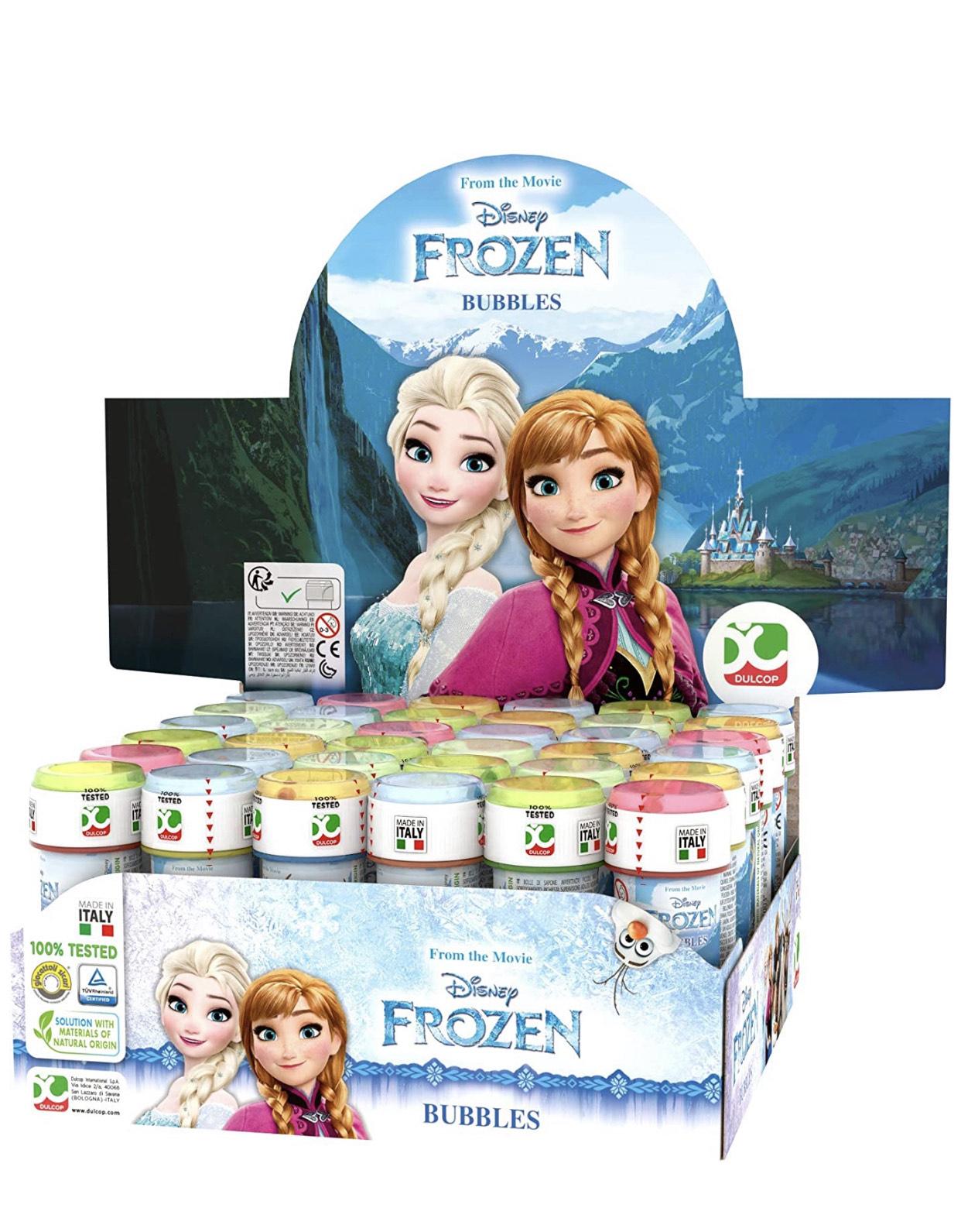 Pack x36 Pomperos Frozen