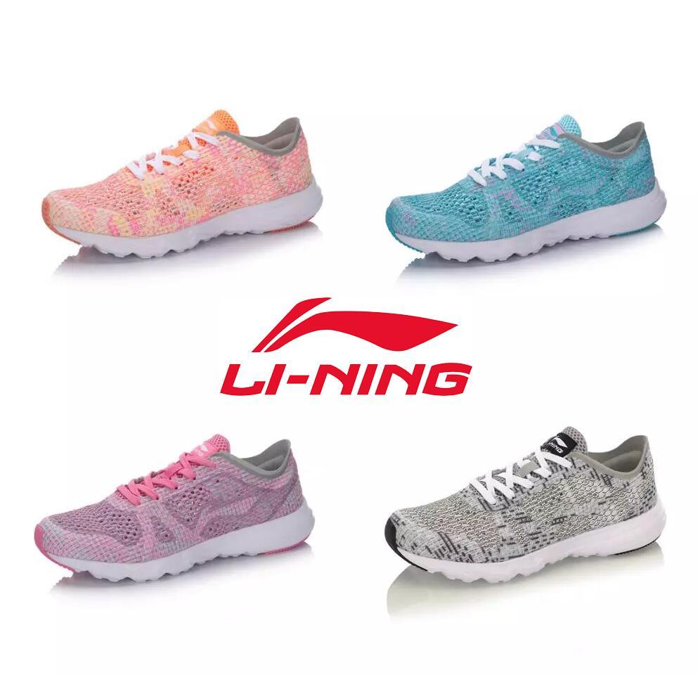 Zapatillas deportivas Li-ning para mujer