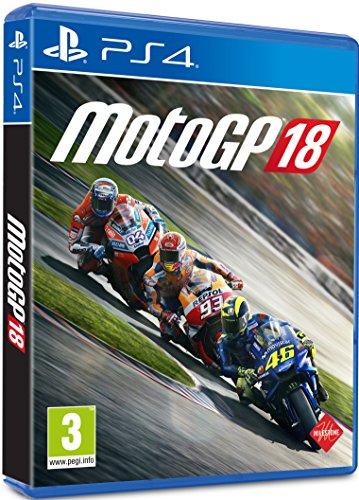 PS4. Moto GP 18.