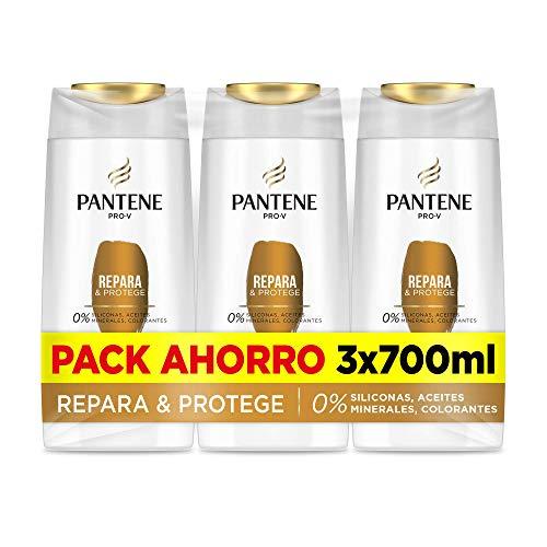 Pantene Champu, Repara Y Protege, 3 x 700 ml