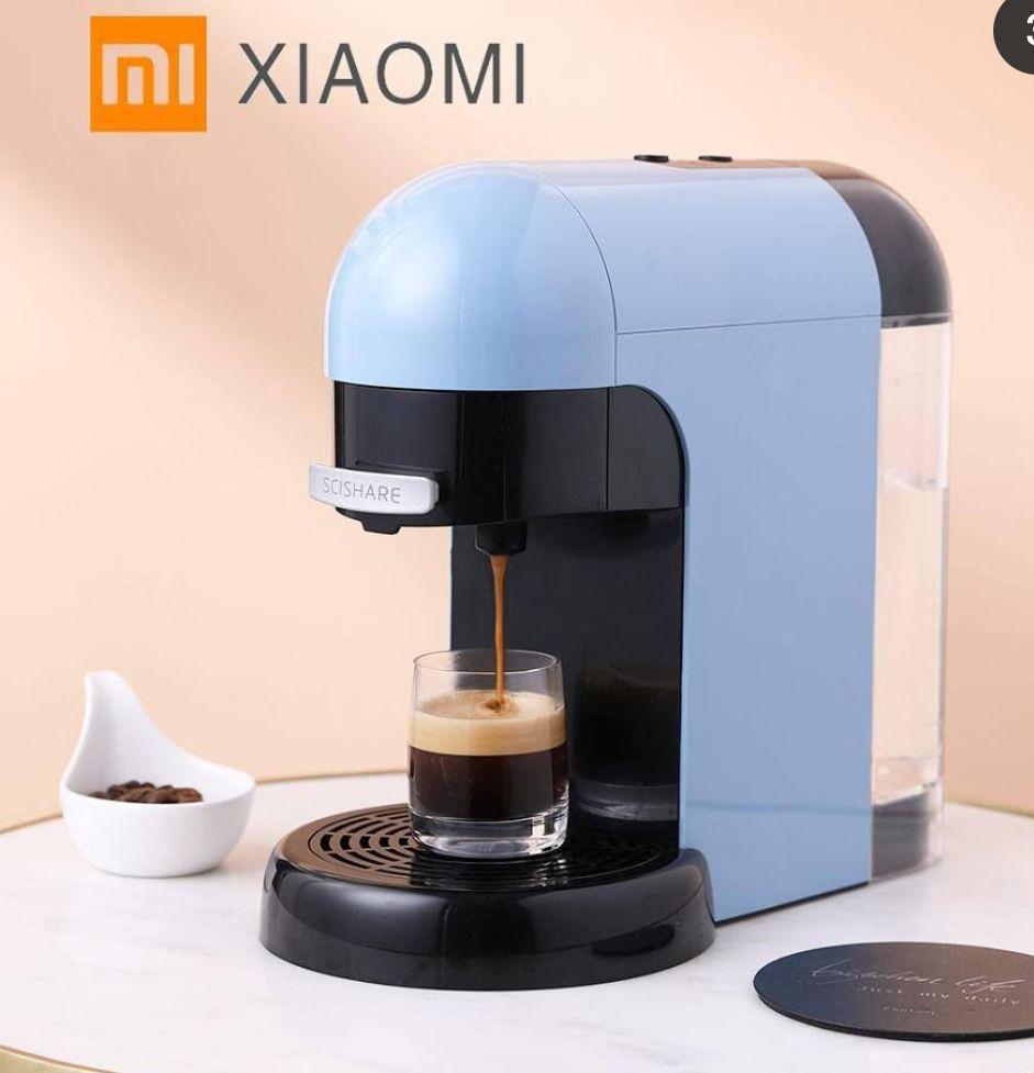 Xiaomi-cafetera automática Mijia SCISHARE
