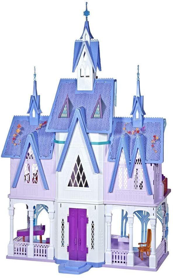 Frozen 2 -Castillo de Arendelle