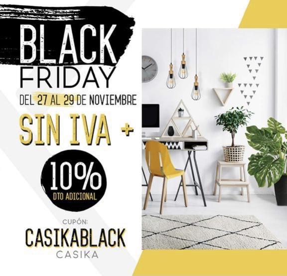 Casika 21%+10% de descuento