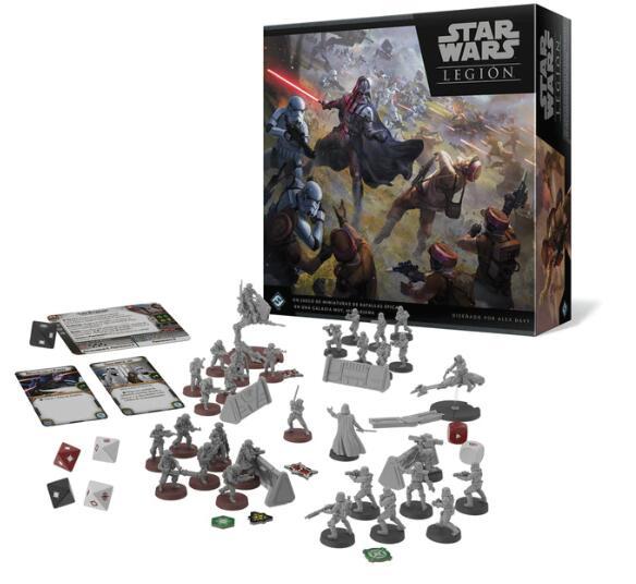 Juego de tablero Star Wars Legion