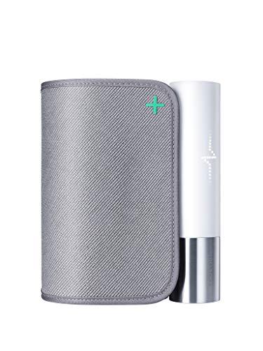 Withings Bpm Core - Tensiómetro inteligente con Electrocardiograma y Estetoscopio digital, Gris
