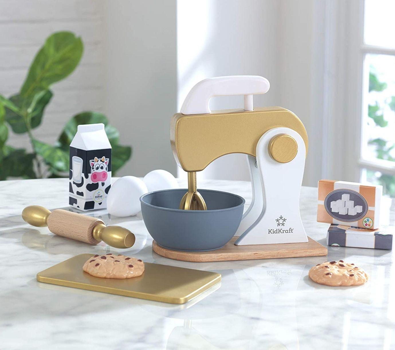 KidKraft - Kit de juguetes de cocina y pastelería (11 piezas)