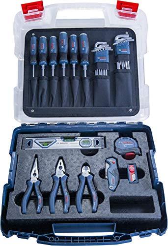 Bosch Professional 1600A016BW Set Herramientas de Mano
