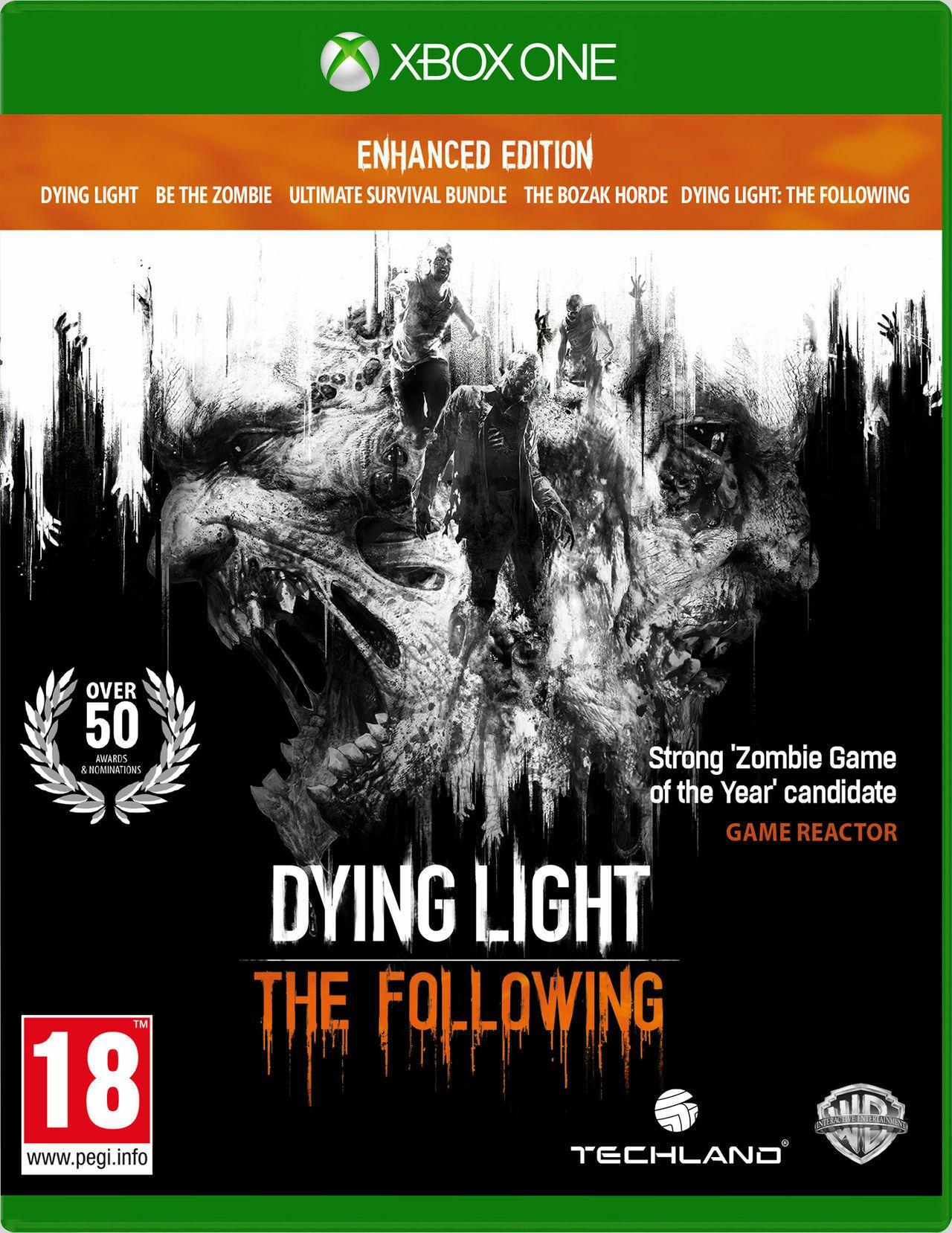 Dying Light Enhanced Edición