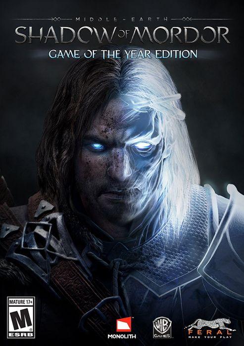 Middle-Earth: Shadow of Mordor GOTY (Steam) por solo 1,69€ / Shadow of War 2,79€ / SoW Definitive 4,49€