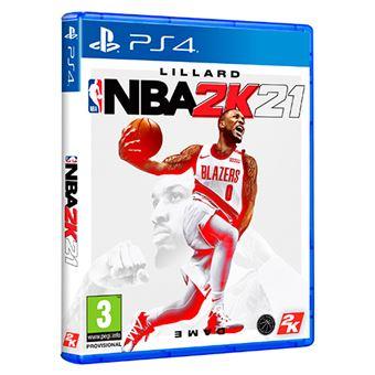 NBA 2K21 PS4 (Carrefour)