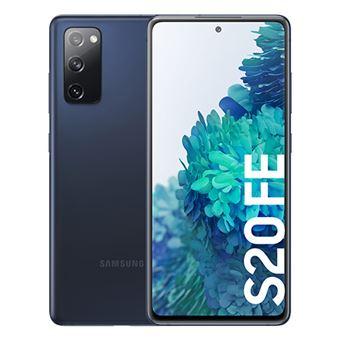 MINIMO HISTÓRICO! Samsung Galaxy S20 FE 4G G780 6GB/128GB Dual Sim - Cloud Azul Marino