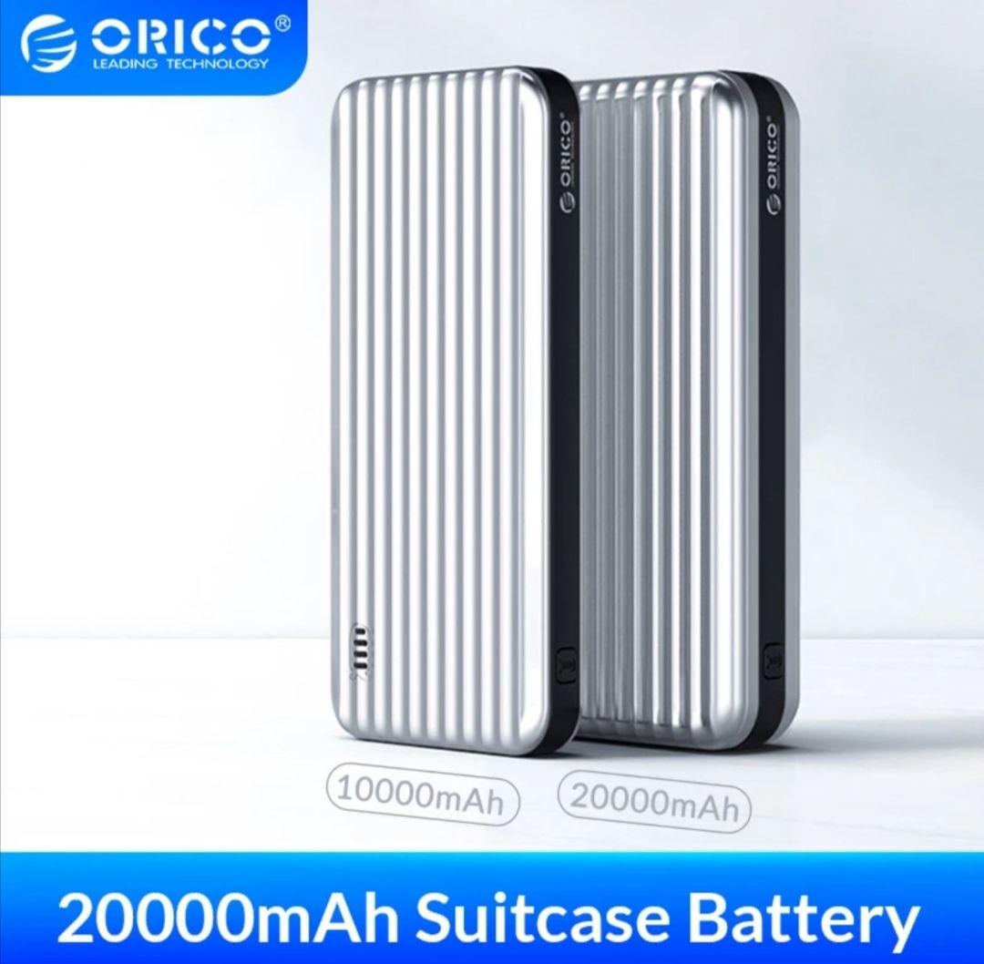 ORICO-Batería Externa de 20000mAh