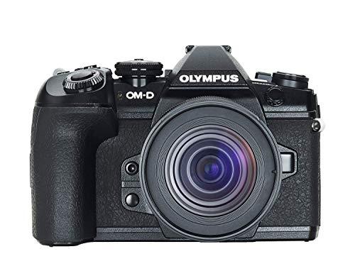 Olympus OM-D E-M1 Mark II - Kit Micro Four Thirds + Objetivo M.Zuiko Digital ED 12-45mm F4Pro, Sensor 20MP, Enfoque auto, vídeo4K,WiFi