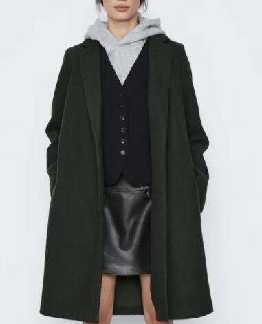 Abrigo para mujer Zara tallas L y XL
