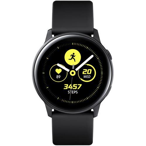Smartwatch Samsung Galaxy Watch Active Negro en Fnac