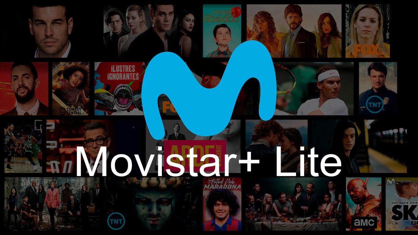 TV Movistar+ Lite Hasta febrero'21