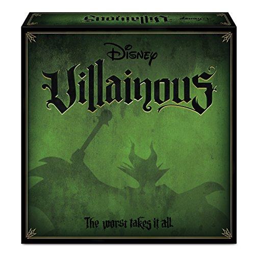 Juego de mesa - Disney Villainous (precio mínimo histórico)