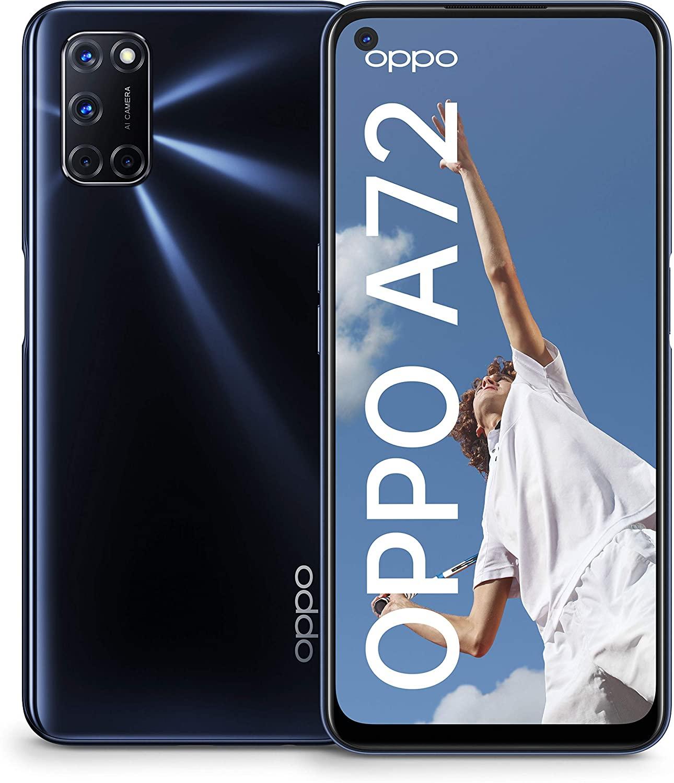 OPPO A72 | 4GB RAM - 128GB | Desde España