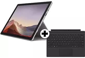 "MM - Microsoft Surface Pro 7, 12.3 "" + Teclado Negro Gratis"