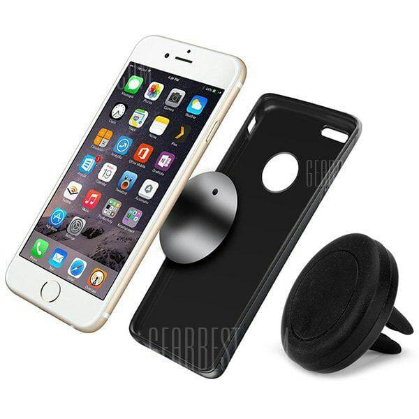 Soporte magnético para smartphones