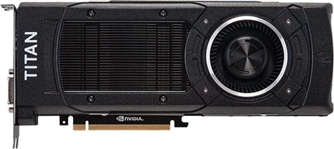 NVIDIA GeForce GTX Titan X Maxwell 12GB de segunda mano