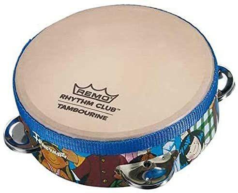 Remo Rhythm Club - Panderetas RH-2106-00 Para niños