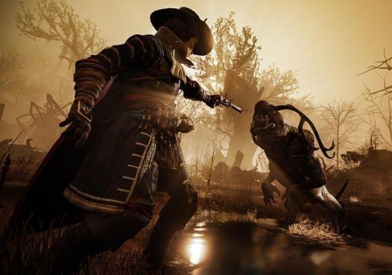 Greedfall código Xbox One / Series