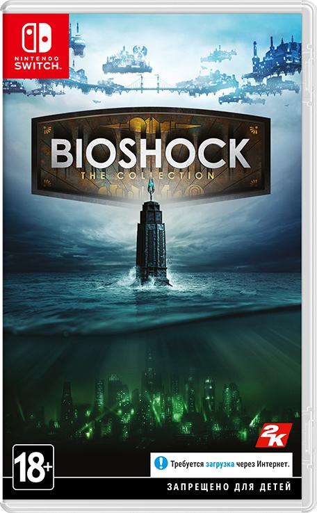 BioShock: The Collection - Nintendo Switch (eshop de Rusia)