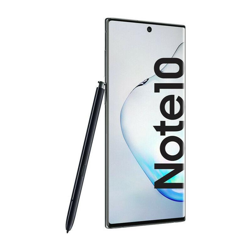 Galaxy Note 10 256GB Negro (PcComponentes: Abierto. Sin Usar) 1 año de garantia
